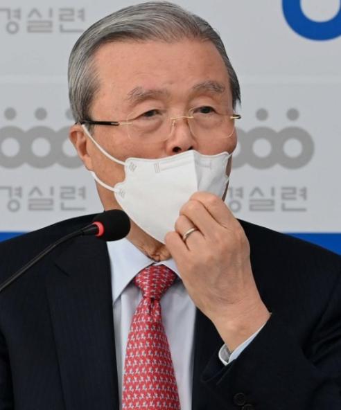 """김종인, 윤석열 만남? """"별로 관심 없다…시간 너무 갔다"""""""